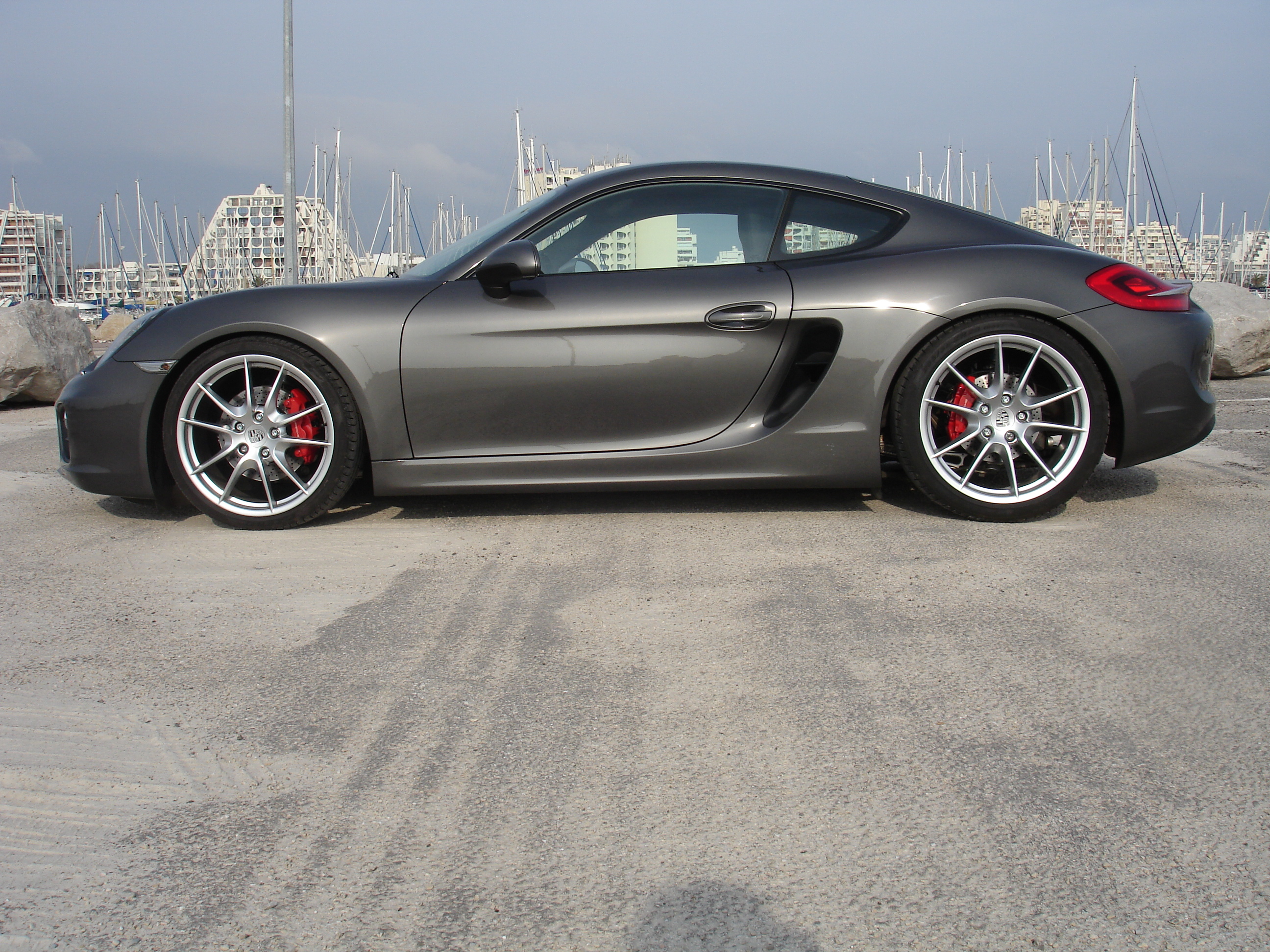 g omt rie des 981 4 chassis 12 2014 train av ar boxster cayman 911 porsche. Black Bedroom Furniture Sets. Home Design Ideas