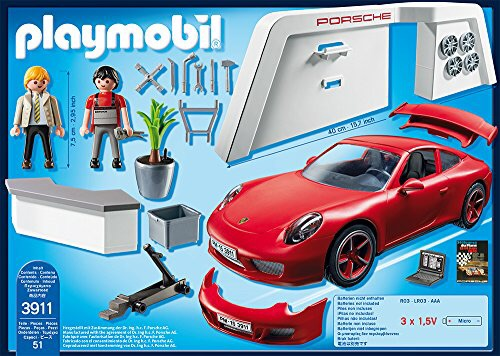 une porsche chez playmobil le bar des porschistes boxster cayman 911 porsche. Black Bedroom Furniture Sets. Home Design Ideas