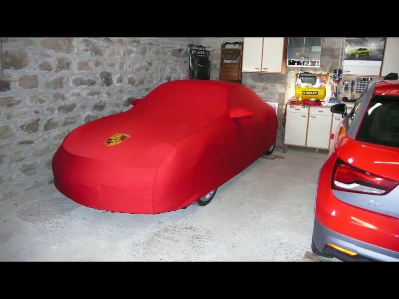Housses dustcover accessoires boxster cayman 911 porsche for Housse porsche 911