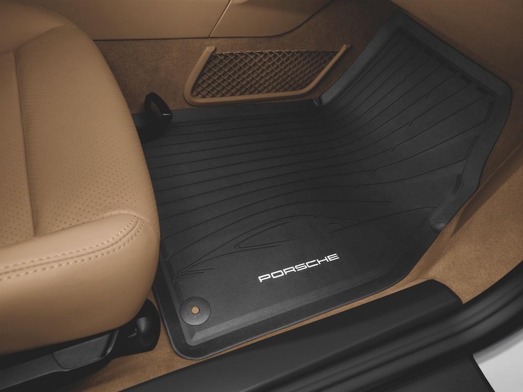 tapis de sol toutes saisons habitacle boxster cayman 911 porsche. Black Bedroom Furniture Sets. Home Design Ideas