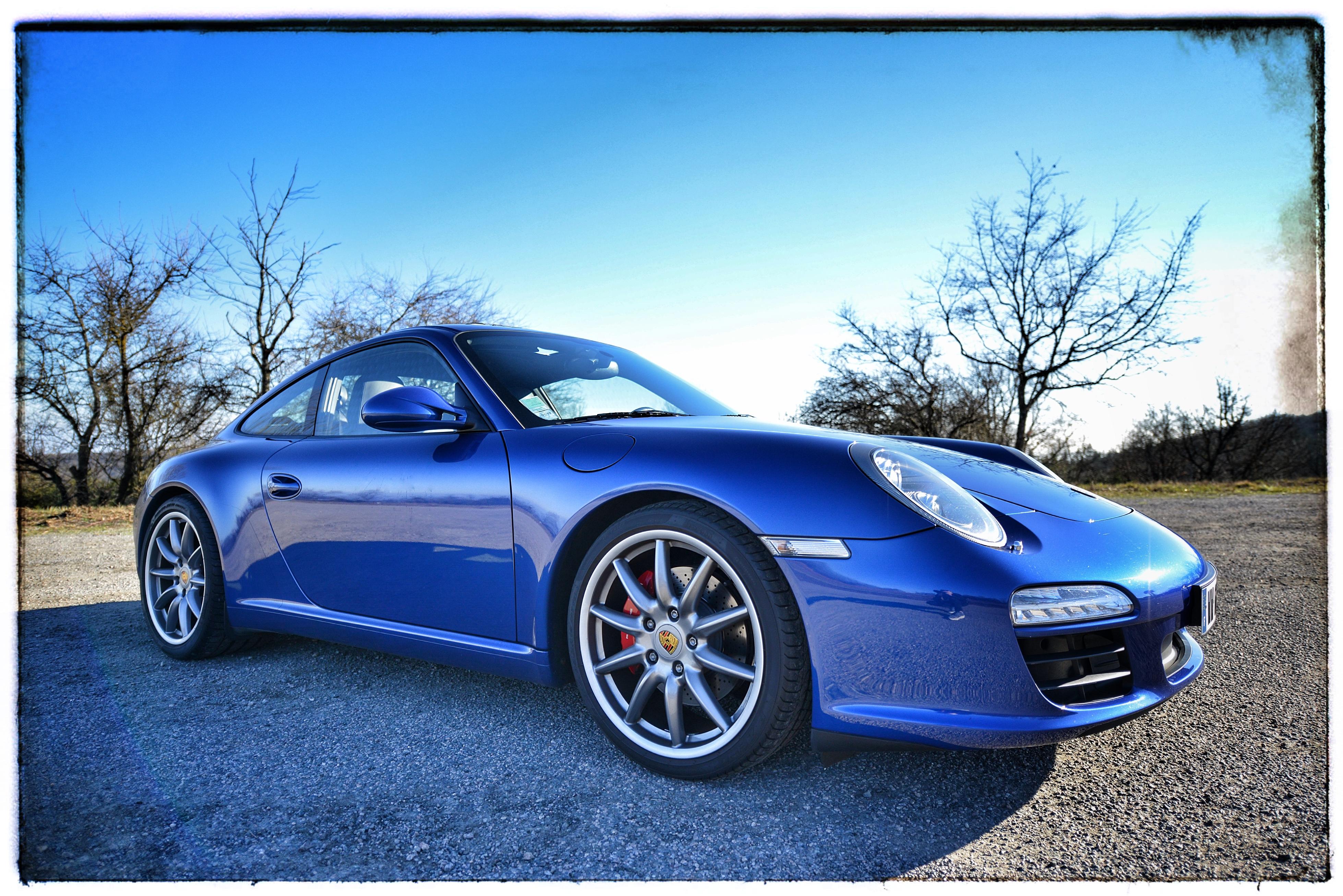 photos bleues photos boxster cayman 911 porsche. Black Bedroom Furniture Sets. Home Design Ideas